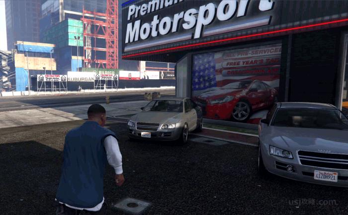 GTA5『運命の仕事』シミオンのカーディーラー