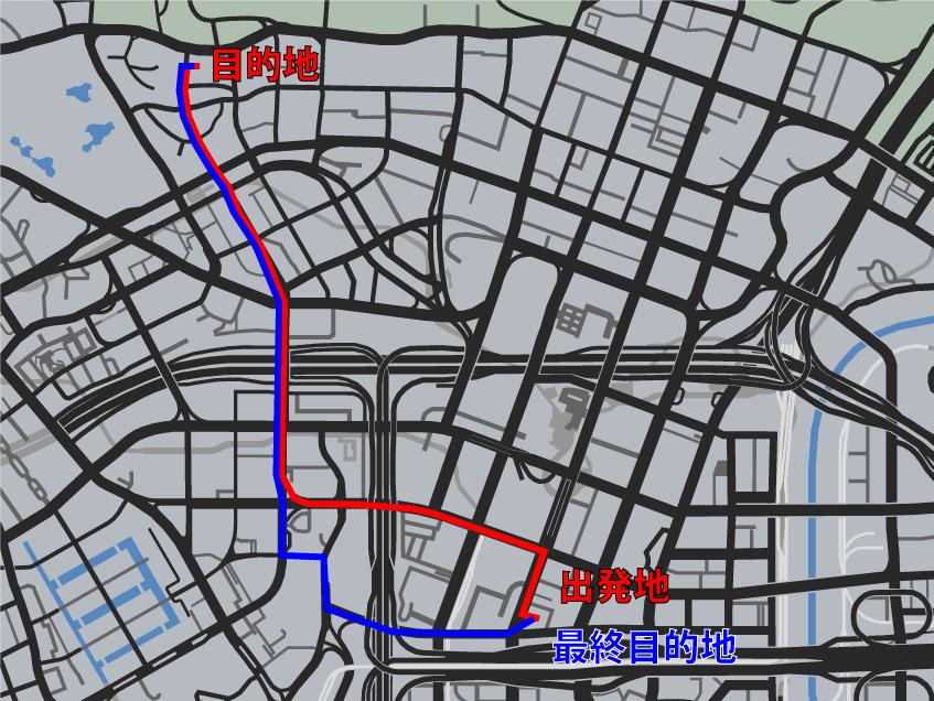 GTA5ミッション『運命の仕事(complications)』