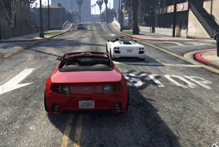 フランクリンとラマーのレース