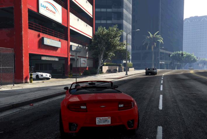 GTA5 ピルボックス・ヒル