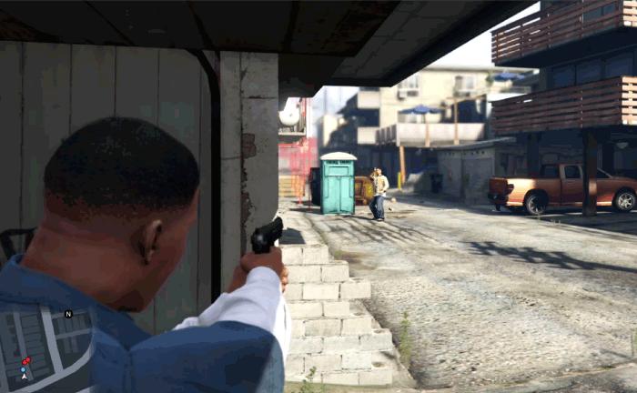 GTA5『回収稼業』の攻略法1