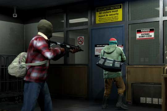 GTA5ストーリーミッション