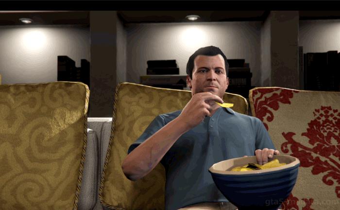 GTA5ストーリーミッション『パパの愛娘』ミッション開始
