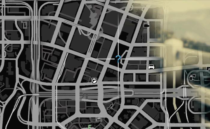 GTA5不審者と変質者『グラスルーツ:マイケル』マップ