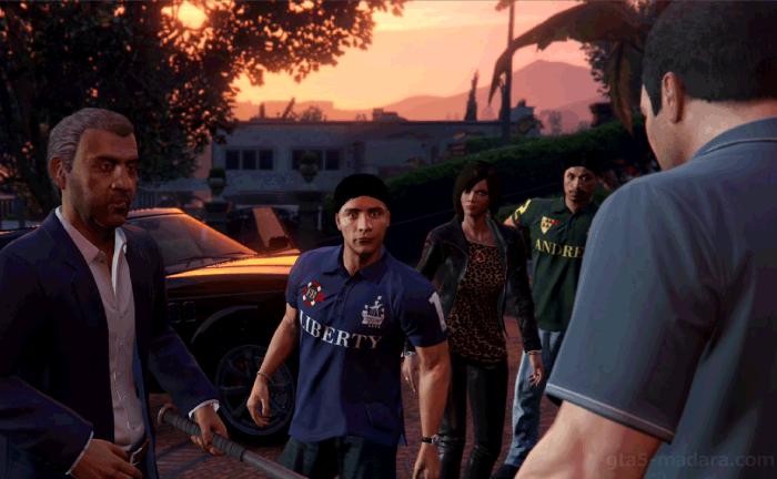 GTA5ストーリーミッション『夫婦カウンセリング』マーティン・マドラッゾ