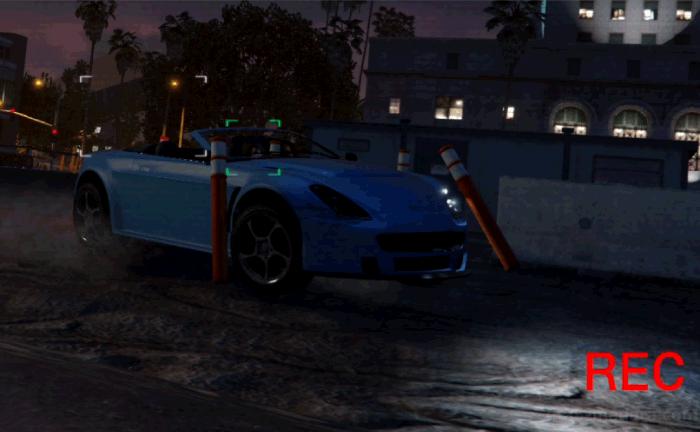 GTA5不審者と変質者『パパラッチ:アイドル』車でチェイス