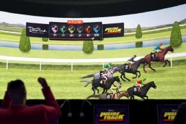 GTA5カジノの競馬
