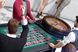 GTA5カジノのルーレット