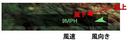 GTA5不審者と変質者『フェアゲーム』風向きと風速