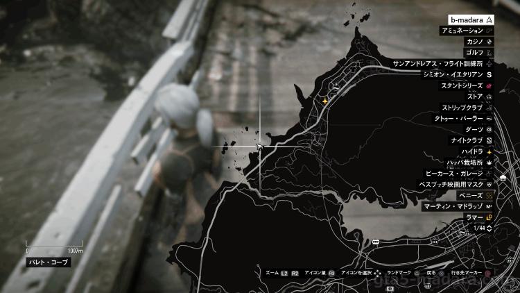 【GTA5】隠されたトランプNo.54