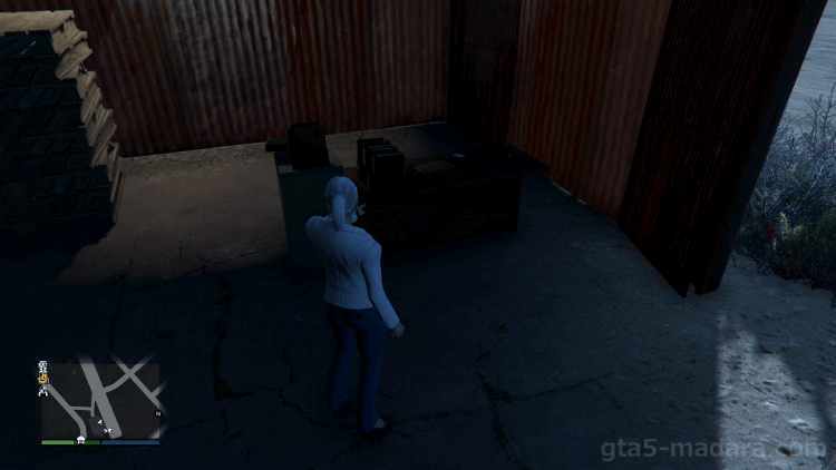 【GTA5】隠されたトランプNo.47