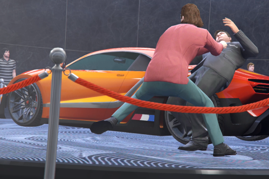 GTA5カジノアップデート『カジノ:清掃業務』