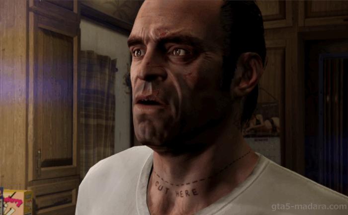 GTA5ストーリーミッション『ミスター・フィリップス』トレバーが現れる