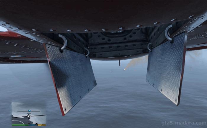 GTA5ストーリーミッション『ナーバス・ロン』積荷を投下する