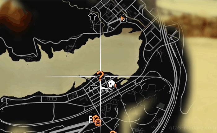 GTA5不審者と変質者『シューティング・ゲーム』発生場所