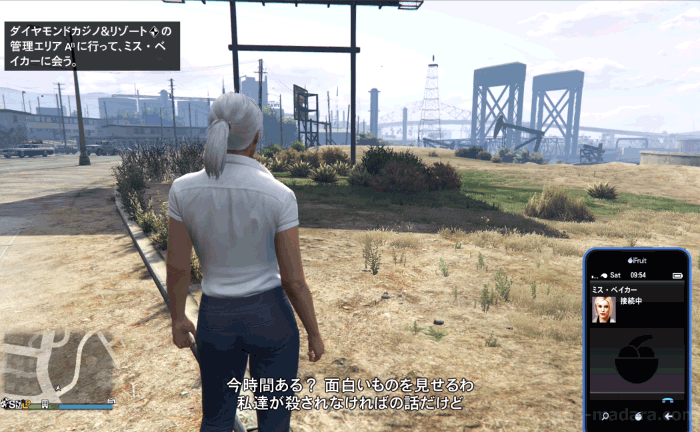 GTA5カジノアップデート『カジノ:逆風』