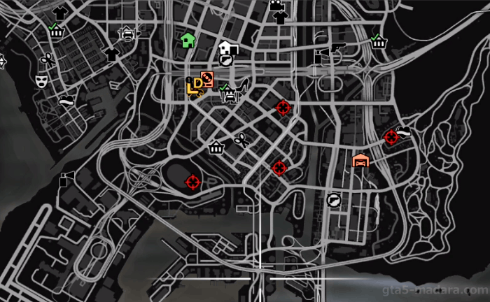 GTA5カジノの裏仕事『完全犯罪』残りのメンバーを倒す