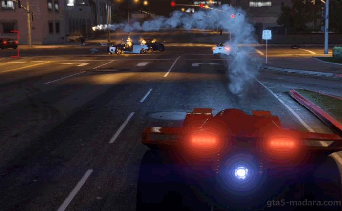 GTA5カジノの裏仕事『ノーリスク』セキュリティバンを護衛