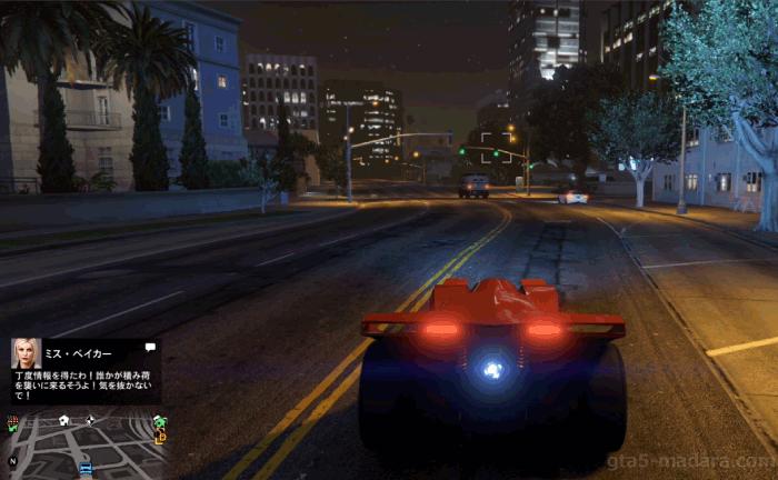 GTA5カジノの裏仕事『ノーリスク』セキュリティバンとの距離
