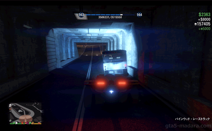 GTA5カジノの裏仕事『ノーリスク』セキュリティバンを送り届ける