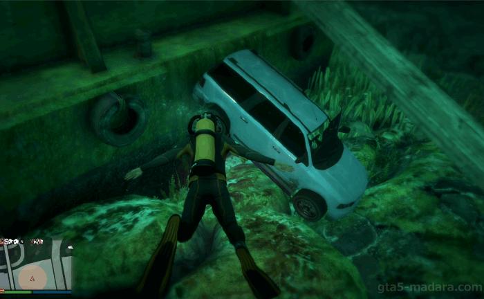 GTA5カジノの裏仕事『開封厳禁の貨物』海に沈める