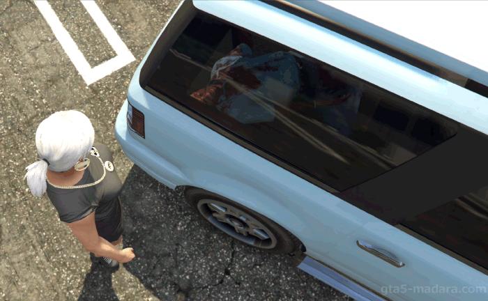 GTA5カジノの裏仕事『開封厳禁の貨物』トランクの中の死体