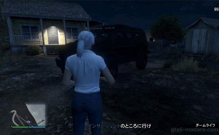 GTA5ヒューメイン研究所襲撃『EMP配達』インサージェントに乗り込む