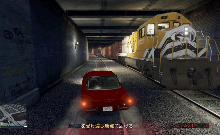 GTA5脱獄大作戦『警察署』カスコを届ける