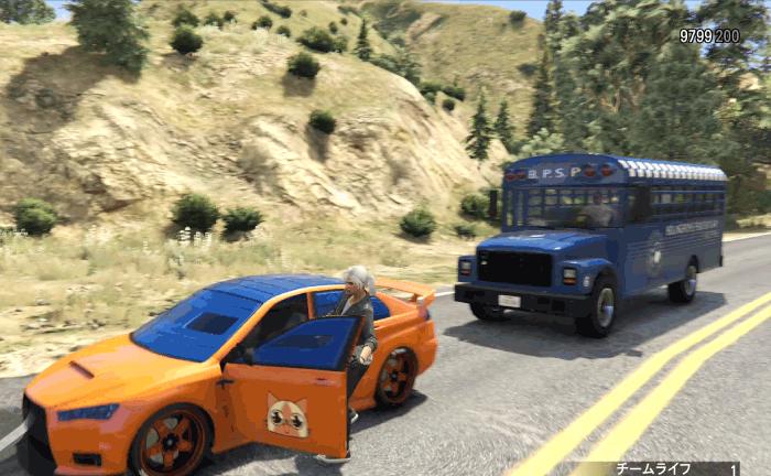 GTA5脱獄大作戦『フィナーレ』護送車を強奪する