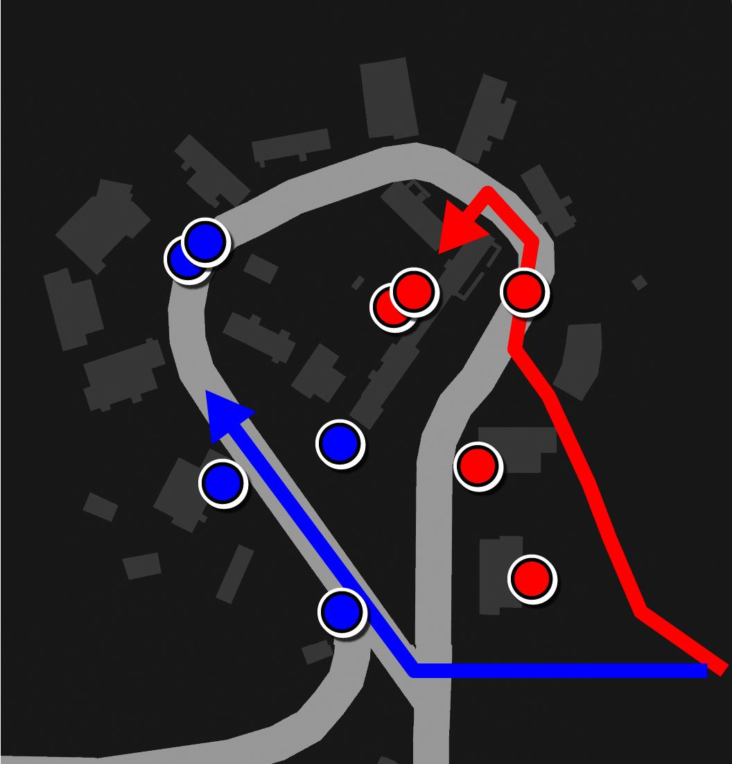 GTA5『ドラッグ強盗ビジネス:バイク』ロストMCを倒す順