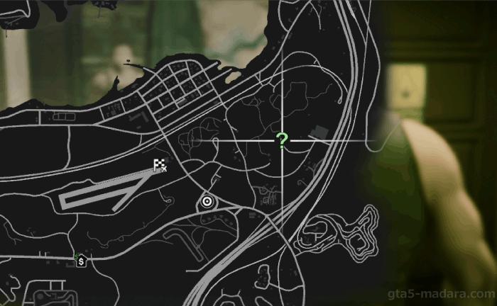 GTA5 不審者と変質者『彼方からの声』発生場所
