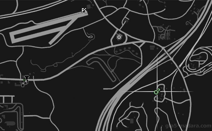GTA5 不審者と変質者『新たなる未知へ』発生場所