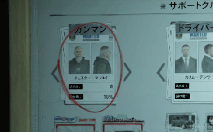 GTA5カジノ強盗サポートクルー『チェスター・マッコイ』