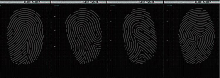 GTA5カジノ強盗4種類の指紋認証