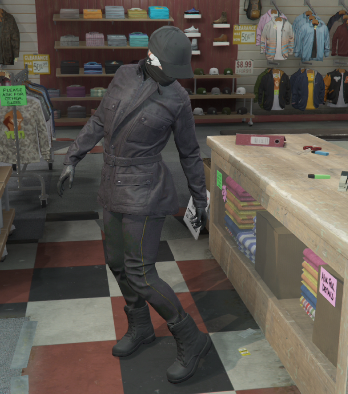 GTA5カジノ強盗(高級なペテン)