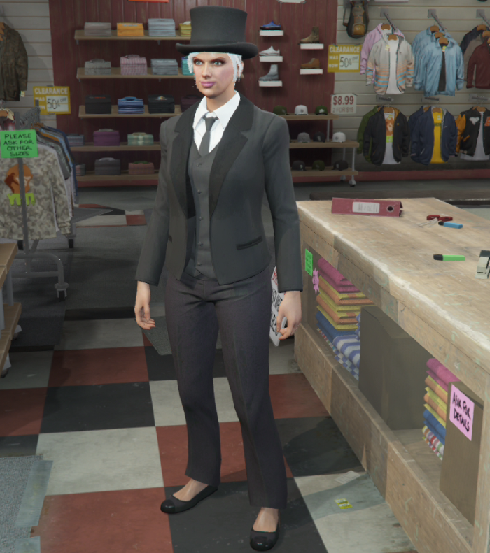 GTA5カジノ強盗(葬儀屋)