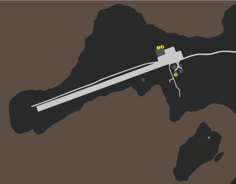 GTA5カヨペリコ強盗セカンダリーターゲットの場所